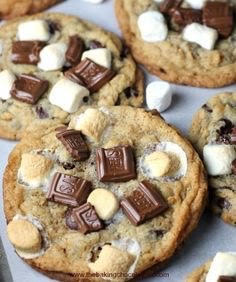 S'more Cookie